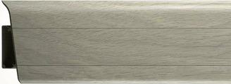 Плинтус Rico Royal 270 Дуб светло-серый