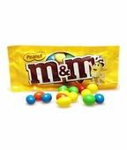 M&Ms Драже с Арахисом в шоколадной глазури 45г