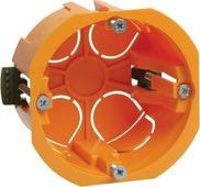 IEK Коробка установочная КМ40022 65х46мм гипрок (UKG10-065-040-000-P)