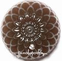 Пигмент косметический горький шоколад (Вес 250 гр)
