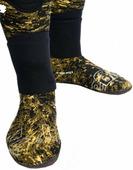 Неопреновые носки для подводной охоты Sargan Сталкер Rd2.0 7 мм