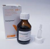 Капрамин- средство с кровоостанавливающим и свойствами, бактерицидным воздействием