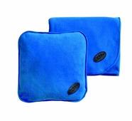Подарочный набор автолюбителю ECHHOO Набор автомобильный детский (подушка и плед), 07023-синий, синий