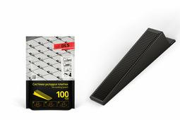 Клин DLS (СВП), 100 шт/уп. Система выравнивания плитки.