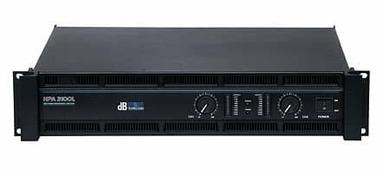 Усилитель мощности db Technologies HPA 3100 L