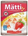 Matti каша клубника со сливками, 240 г. (6 пакетов)