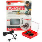 Беруши Alpine WorkSafe (1 пара)