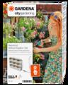 Комплект микрокапель.полива для верт.сад-ва для 9гориз.горшков Gardena (13156-20) (шланг сочащийся 3/16″,адаптер,штуцер)