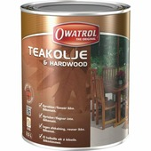 Тиковое масло Owatrol Teakolje & Hardwood 2,5 л