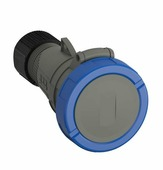 216EC6W Розетка кабельная Easy&Safe, 16А, 2P+E, IP67, 6ч ABB, 2CMA101119R1000