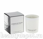 Herve Gambs Paris Essence De Figuier Scented Candle Парфюмированная свеча (perfumed candle) 190г