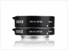 Автоматические макрокольца Meike для фотокамер Nikon 1