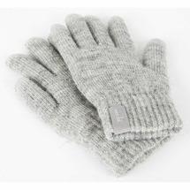 Перчатки Moshi Digits для сенсорных дисплеев. Материал синтетическая ткань. Размер M/S. Цвет: светло-серый.
