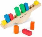 Развивающая игрушка Melissa & Doug Радуга Баланс 5197