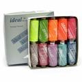 """Набор швейных ниток """"Ideal"""", 40, цвет: мультиколор (MIX BT), 366 м, 10 шт"""