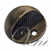 Упор дверной напольный Venezia ST4 лакированная бронза