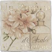 Керамическая плитка Атем Керамический декор Ruth Parfum 3 B