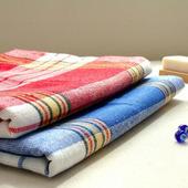 Полотенце для хамама (Пештемаль) красный