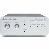 Внешний ЦАП Cambridge Audio DacMagic 100 Silver