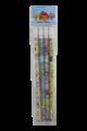 Набор №16 : простые карандаши, (4 шт)