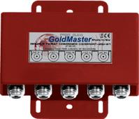 Диплексер GoldMaster C3/2PNP(T+2S)-W1