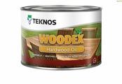 Масло Teknos WOODEX Hard Wood Oil Brown, Вудекс Хард Вуд, коричневый 0,5л, шт, Финляндия