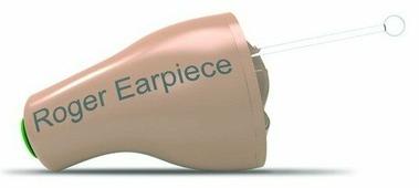 Phonak Roger Earpiece миниатюрный приёмник