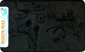Коврик для ванной 50x80см,арт SH247-33