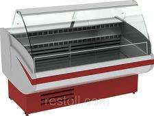 Витрина морозильная Cryspi Gamma-2 М 1500 встроенный агрегат