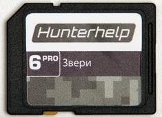 Карта памяти Hunterhelp №6 Фонотека «Звери» Версия 6