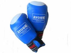 Перчатки боксёрские натуральная кожа, 967