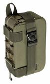Подсумок-чехол MOLLE для пулеметного короба ПК100 (Расположение: Левша, Цвет: A-TACS AU (+10%), ИК ремиссия: Нет)