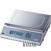 Весы аналитические CAS CBX 12KH