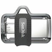 USB Flash SanDisk Ultra Dual M3.0 64GB [SDDD3-064G-G46]