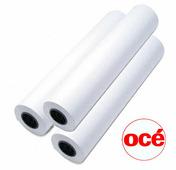 7675B055 Бумага без покрытия IJM021 Oce Standard Paper 90 г/м2, 0,914х50м, 3 рулона