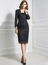Пиджак Bazalini 3353 черный