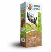 Печенье ржаное с семечками кунжута «Три пользы» 300г