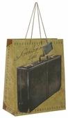 """Пакет подарочный Феникс-Презент """"Дипломат"""", 26 х 12,7 х 32,4 см"""