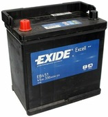Exide Excell EB451 (45 А/ч)