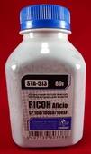 Тонер для Ricoh Aficio SP100, SP111, SP150, SP200, SP210, SP211, SP213, SP311, SP3400, SP3500 (фл. 80г) B&W Standart {ST...