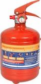 Автомобильный огнетушитель Kraft порошковый ОП-1 (ВСЕ), KT 830600