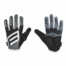 Перчатки Force длинные Spid, black (S, black)