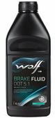Тормозная жидкость WOLF Brake Fluid DOT 5.1 / 5038/1