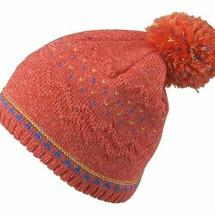 Шапка Phenix Wms Moonlight Knit Hat (one size, orange, 2013-2014)