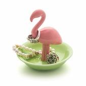 Подставка для украшений Balvi Flamingo,розовый