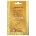 Compliment Self-Tanning Instant Cream Крем-автозагар для лица и тела (для светлой кожи) 15мл