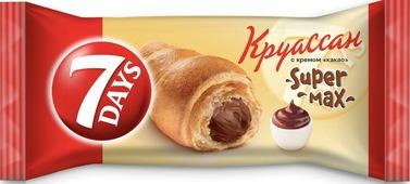 Круассан 7Days, с кремом какао, 110 г