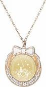 Медаль сувенирная Lefard У кого что, а у нас свадьба, 197-273-1, диаметр 7 см
