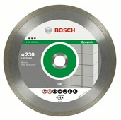 Алмазный отрезной круг Best for Ceramic Bosch 230 x 22,23 x 2,4 x 10 mm (2608602634)