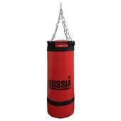 Боксерская груша (боксерский мешок) Absolute Champion Красная Standart+ 30 кг, 80 х 29 см
